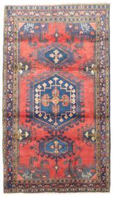 Wiss Dywan 110X190 Orientalny Tkany Ręcznie Czarny/Jasnofioletowy (Wełna, Persja/Iran)