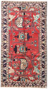 Baktjar Dywan 160X300 Orientalny Tkany Ręcznie Czarny/Ciemnoszary (Wełna, Persja/Iran)