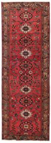 Hamadan Patina Dywan 108X318 Orientalny Tkany Ręcznie Chodnik Ciemnoczerwony/Czerwony (Wełna, Persja/Iran)