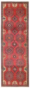 Ardabil Patina Dywan 85X260 Orientalny Tkany Ręcznie Chodnik Ciemnoczerwony/Rdzawy/Czerwony (Wełna, Persja/Iran)
