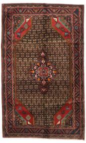 Koliai Dywan 150X244 Orientalny Tkany Ręcznie Ciemnoczerwony/Ciemnobrązowy (Wełna, Persja/Iran)