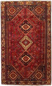 Sziraz Dywan 180X300 Orientalny Tkany Ręcznie Ciemnoczerwony/Ciemnobrązowy (Wełna, Persja/Iran)