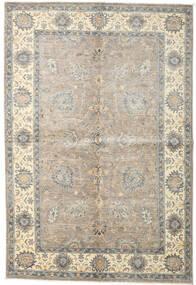 Ziegler Ariana Dywan 165X243 Orientalny Tkany Ręcznie Jasnoszary/Beżowy (Wełna, Afganistan)