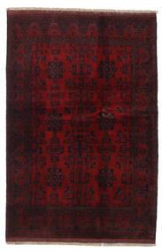 Afgan Khal Mohammadi Dywan 131X196 Orientalny Tkany Ręcznie Ciemnoczerwony (Wełna, Afganistan)