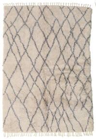 Barchi/Moroccan Berber - Indie Dywan 160X230 Nowoczesny Tkany Ręcznie Jasnoszary (Wełna, Indie)