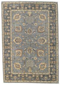 Ziegler Ariana Dywan 166X240 Orientalny Tkany Ręcznie Jasnoszary/Ciemnoszary (Wełna, Afganistan)