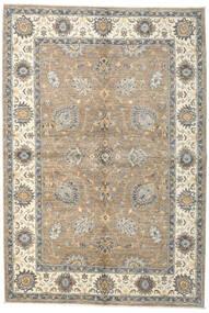 Ziegler Ariana Dywan 165X241 Orientalny Tkany Ręcznie Jasnoszary/Beżowy (Wełna, Afganistan)
