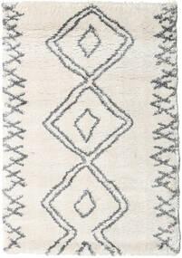 Berber Shaggy Massin Dywan 120X170 Nowoczesny Beżowy/Jasnoszary/Ciemnobeżowy ( Turcja)