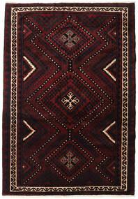 Lori Dywan 167X246 Orientalny Tkany Ręcznie Ciemnobrązowy/Ciemnoczerwony (Wełna, Persja/Iran)