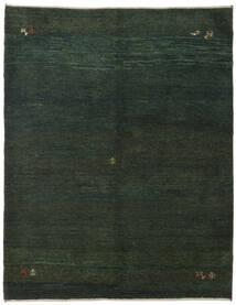 Gabbeh (Persja) Dywan 151X195 Nowoczesny Tkany Ręcznie Ciemnozielony/Ciemnozielony (Wełna, Persja/Iran)