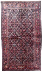Hamadan Dywan 131X227 Orientalny Tkany Ręcznie Ciemnofioletowy/Różowy (Wełna, Persja/Iran)