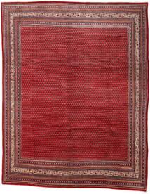 Saruk Mir Dywan 290X361 Orientalny Tkany Ręcznie Ciemnoczerwony/Czerwony Duży (Wełna, Persja/Iran)