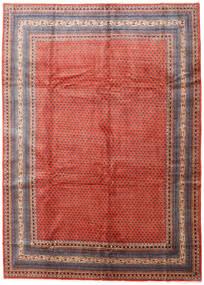 Saruk Mir Dywan 270X375 Orientalny Tkany Ręcznie Rdzawy/Czerwony/Ciemnoczerwony Duży (Wełna, Persja/Iran)