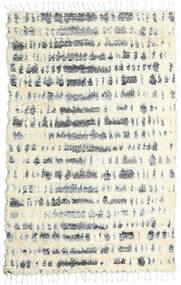 Barchi/Moroccan Berber - Indie Dywan 160X230 Nowoczesny Tkany Ręcznie Beżowy/Jasnoszary (Wełna, Indie)