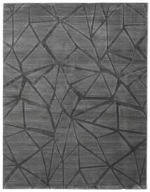 Patio - Szary Dywan 200X250 Nowoczesny Ciemnoszary/Ciemnobrązowy ( Turcja)