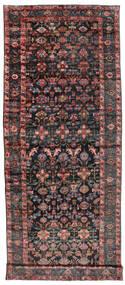 Sautchbulag 1920-1940 Dywan 230X620 Orientalny Tkany Ręcznie Chodnik Czarny/Ciemnoczerwony (Wełna, Persja/Iran)
