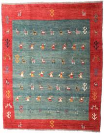 Gabbeh Rustic Dywan 259X326 Nowoczesny Tkany Ręcznie Turkusowy Niebieski/Rdzawy/Czerwony Duży (Wełna, Persja/Iran)