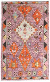 Moroccan Berber - Afghanistan Dywan 154X254 Nowoczesny Tkany Ręcznie Jasnoróżowy/Jasnobrązowy (Wełna, Afganistan)