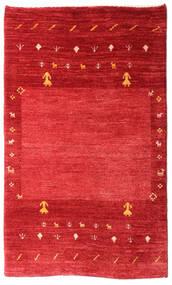 Loribaft (Persja) Dywan 78X130 Nowoczesny Tkany Ręcznie Czerwony/Rdzawy/Czerwony (Wełna, Persja/Iran)