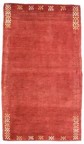 Loribaft (Persja) Dywan 74X130 Nowoczesny Tkany Ręcznie Rdzawy/Czerwony/Czerwony (Wełna, Persja/Iran)