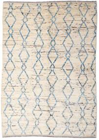 Moroccan Berber - Afghanistan Dywan 165X233 Nowoczesny Tkany Ręcznie Beżowy/Jasnoszary (Wełna, Afganistan)