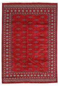 Pakistański Bucharski 2Ply Dywan 174X254 Orientalny Tkany Ręcznie Czerwony/Ciemnoczerwony (Wełna, Pakistan)