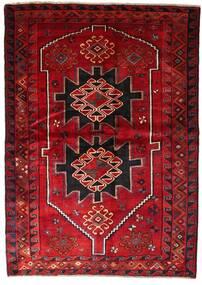 Lori Dywan 170X238 Orientalny Tkany Ręcznie Ciemnoczerwony/Ciemnobrązowy (Wełna, Persja/Iran)