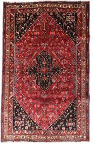 Kaszkaj Dywan 174X277 Orientalny Tkany Ręcznie Ciemnoczerwony/Ciemnobrązowy (Wełna, Persja/Iran)
