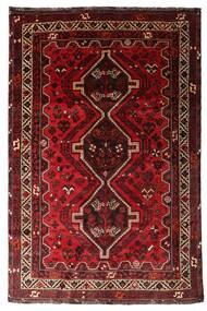 Sziraz Dywan 170X259 Orientalny Tkany Ręcznie Ciemnoczerwony/Ciemnobrązowy (Wełna, Persja/Iran)