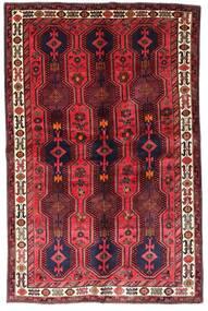 Lori Dywan 153X237 Orientalny Tkany Ręcznie Ciemnoczerwony/Czerwony (Wełna, Persja/Iran)