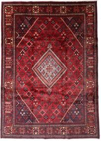 Joshaghan Dywan 240X330 Orientalny Tkany Ręcznie Ciemnoczerwony/Czerwony (Wełna, Persja/Iran)