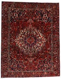 Baktjar Dywan 277X356 Orientalny Tkany Ręcznie Ciemnoczerwony/Ciemnobrązowy Duży (Wełna, Persja/Iran)