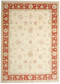 Ziegler Ariana Dywan 301X417 Orientalny Tkany Ręcznie Beżowy/Czerwony Duży (Wełna, Afganistan)