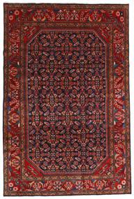 Lillian Dywan 233X345 Orientalny Tkany Ręcznie Ciemnoczerwony/Ciemnobrązowy (Wełna, Persja/Iran)