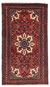 Asadabad Dywan 73X127 Orientalny Tkany Ręcznie (Wełna, Persja/Iran)