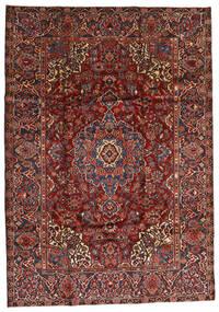 Baktjar Dywan 213X305 Orientalny Tkany Ręcznie Ciemnoczerwony/Czarny (Wełna, Persja/Iran)