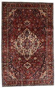 Baktjar Dywan 210X328 Orientalny Tkany Ręcznie Ciemnoczerwony/Ciemnobrązowy (Wełna, Persja/Iran)
