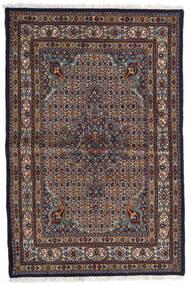 Moud Dywan 98X150 Orientalny Tkany Ręcznie (Wełna/Jedwab, Persja/Iran)