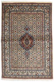 Moud Dywan 100X147 Orientalny Tkany Ręcznie (Wełna/Jedwab, Persja/Iran)