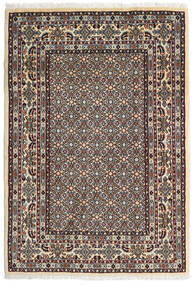 Moud Dywan 100X146 Orientalny Tkany Ręcznie (Wełna/Jedwab, Persja/Iran)