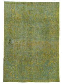 Vintage Heritage Dywan 232X331 Nowoczesny Tkany Ręcznie Jasnozielony/Zielony/Oliwkowy (Wełna, Persja/Iran)
