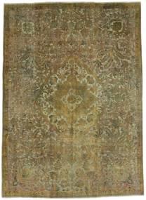 Vintage Heritage Dywan 221X302 Nowoczesny Tkany Ręcznie Zielony/Oliwkowy (Wełna, Persja/Iran)