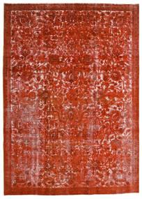 Vintage Heritage Dywan 223X313 Nowoczesny Tkany Ręcznie Pomarańczowy/Rdzawy/Czerwony (Wełna, Persja/Iran)
