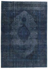 Vintage Heritage Dywan 189X267 Nowoczesny Tkany Ręcznie Ciemnoniebieski/Niebieski (Wełna, Persja/Iran)