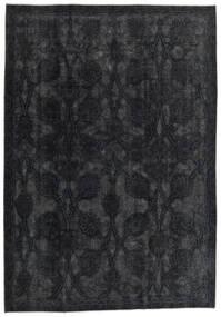 Vintage Heritage Dywan 214X307 Nowoczesny Tkany Ręcznie Czarny (Wełna, Persja/Iran)