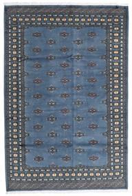 Pakistański Bucharski 2Ply Dywan 173X258 Orientalny Tkany Ręcznie Niebieski/Ciemnoszary (Wełna, Pakistan)