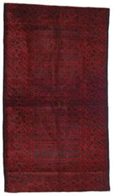 Beludż Dywan 120X200 Orientalny Tkany Ręcznie Ciemnoczerwony/Czerwony (Wełna, Afganistan)