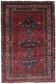 Sziraz Dywan 222X323 Orientalny Tkany Ręcznie Ciemnoczerwony (Wełna, Persja/Iran)