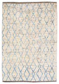 Moroccan Berber - Afghanistan Dywan 172X240 Nowoczesny Tkany Ręcznie Beżowy/Jasnoszary (Wełna, Afganistan)