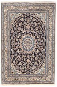Nain Dywan 163X249 Orientalny Tkany Ręcznie Jasnoszary/Ciemnoszary (Wełna, Persja/Iran)